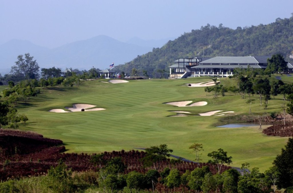 Black Mountain - Golfresor Thailand
