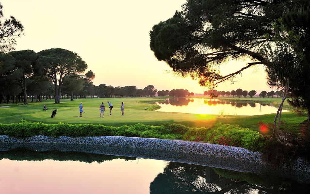 Golfresor Turkiet - Gloria Belek