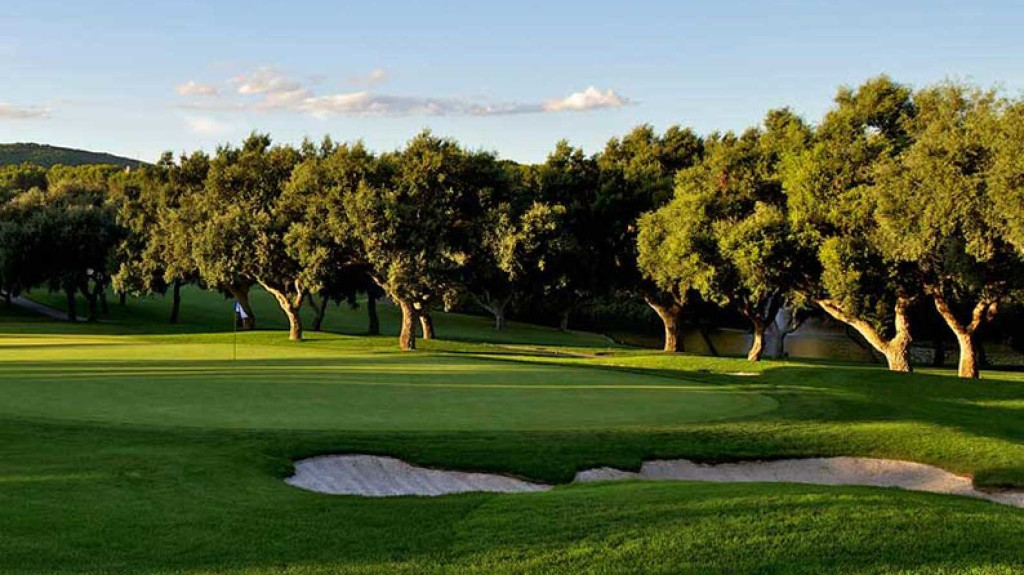Valderrama Golf - Golfklubbar Spanien