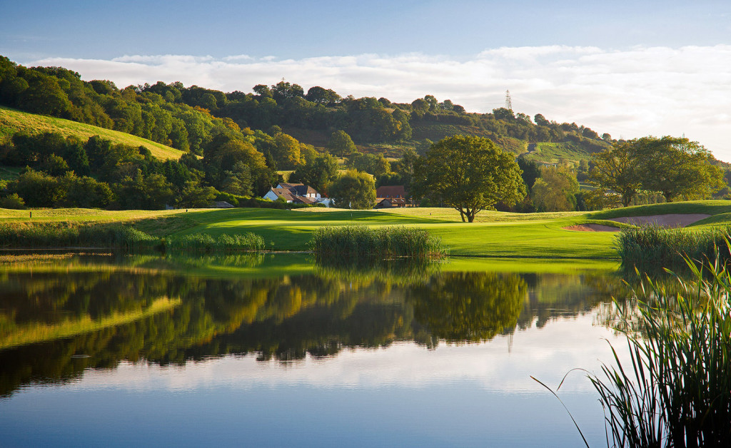 Celtic Manor - golfreseguiden.se
