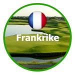 Golfresor Frankrike