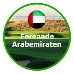 Golfresor Förenade Arabemiraten