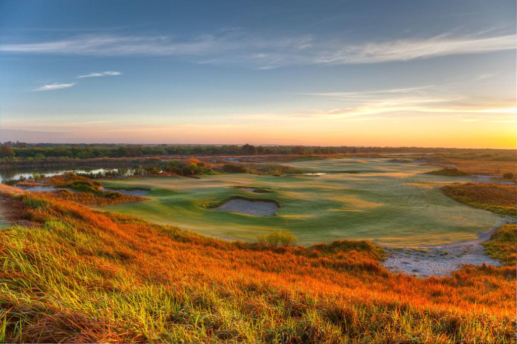 Streamsong Golf - Blå
