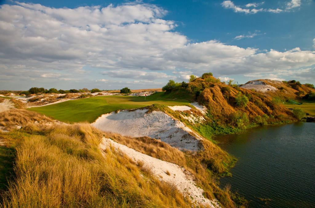 Streamsong Golf - Röd