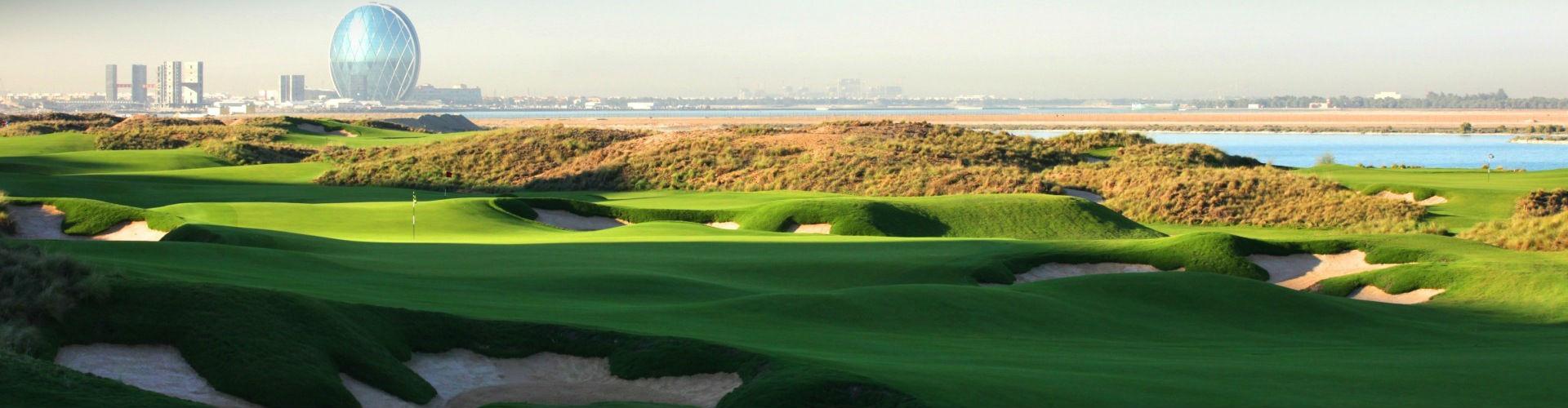 Golfresor Förenade Arabemiraten - golfreseguiden.se
