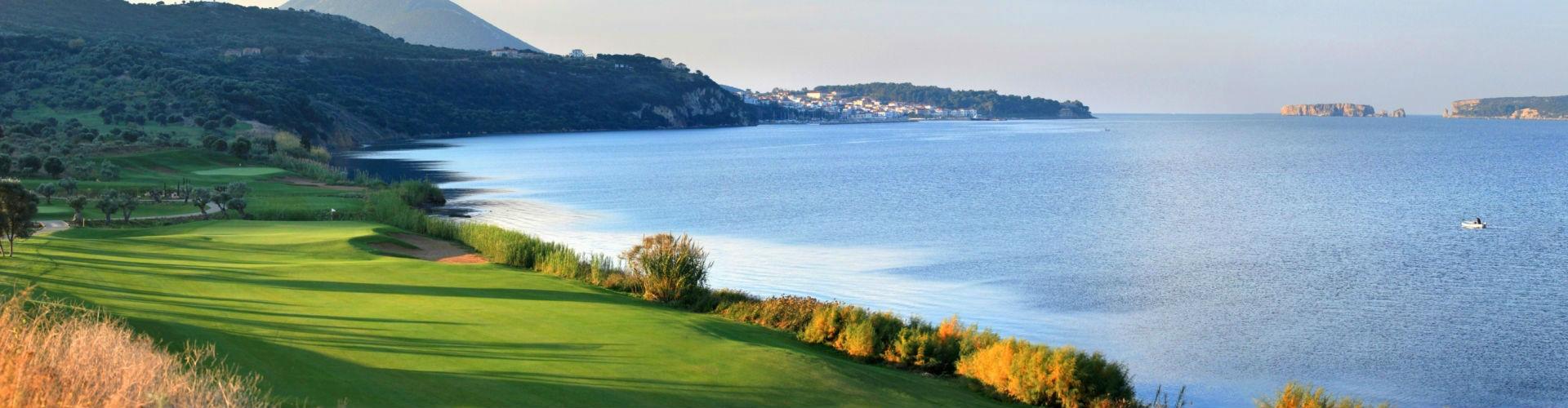 Golfresor Grekland - golfreseguiden.se