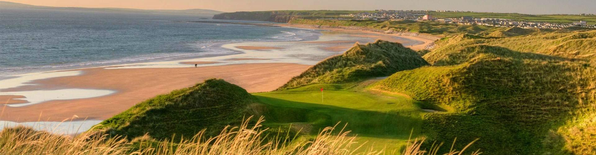 Golfresor Irland - golfreseguiden.se