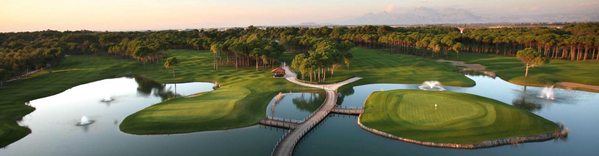Golfresor Turkiet - golfreseguiden.se