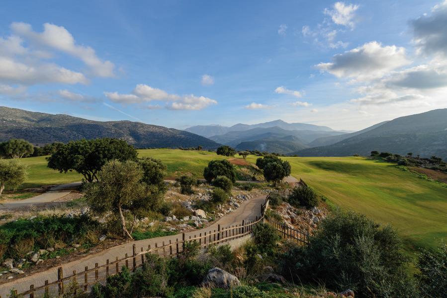 Crete Golf Club - Golfresor Grekland